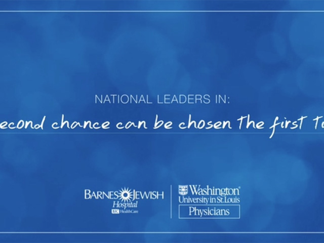 Barnes Jewish Hospital Testimonial Videos