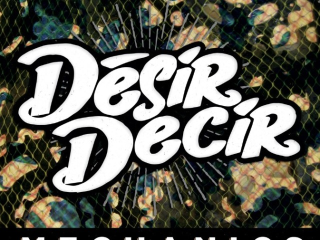 Desir Decir Album Artwork